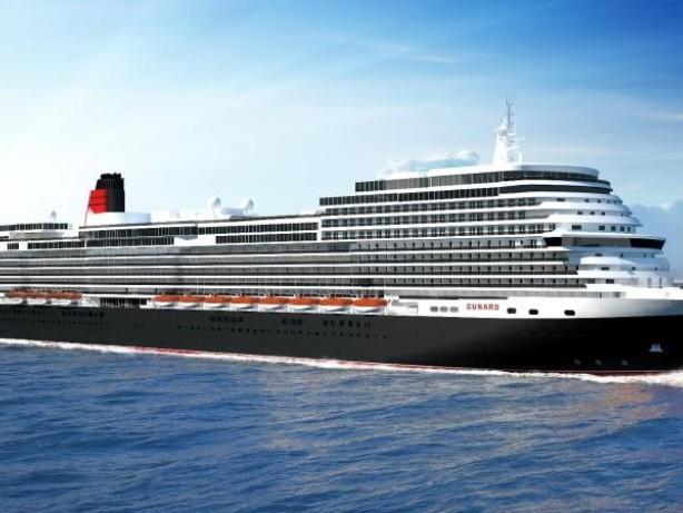 Verzögerung: Kreuzfahrt:Viertes Cunard-Schiff kommt wohl erst 2024