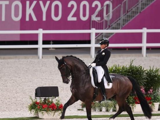 Reiten bei Olympia 2021 heute im Stream und TV: Wie schlägt sich das deutsche Dressur-Team heute in Tokio?