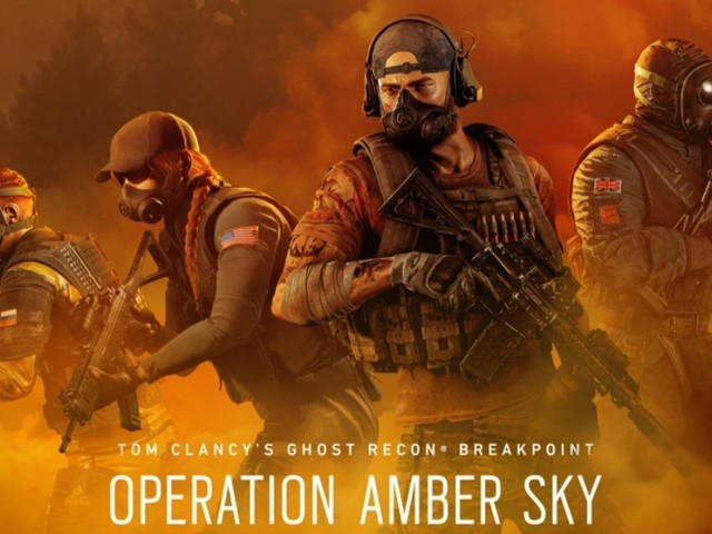 "Ghost Recon Breakpoint: ""Operation Amber Sky"" mit neun Story-Missionen plus ""Free Weekend"""