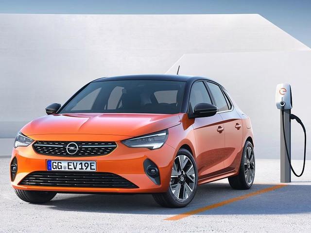 Opel Corsa e - 330 km Reichweite: Das ist der neue Opel Corsa mit E-Antrieb