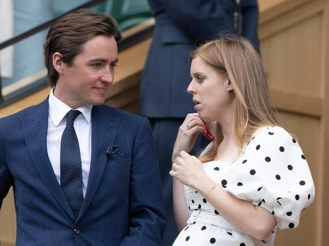 Ist das Baby von Prinzessin Beatrice etwa unterwegs?