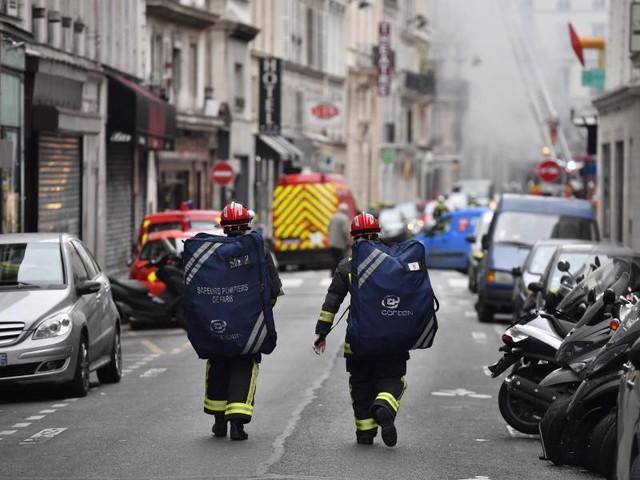 Gasleck in Bäckerei?: Zwei Tote und viele Verletzte bei Explosion in Paris