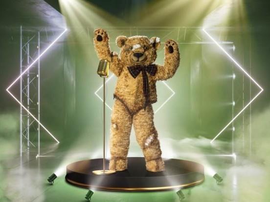 """Teddy bei """"The Masked Singer"""" 2021: Ganz schön ramponiert! Wer hat diesen TMS-Star kaputt geknuddelt?"""