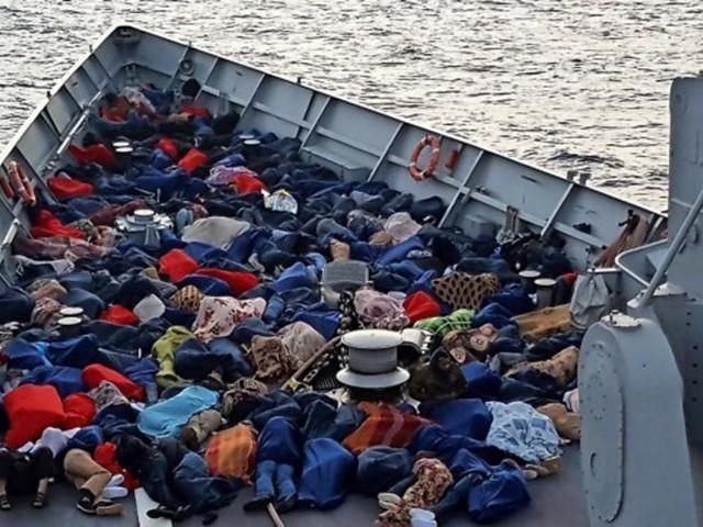 Deutschland setzt Beteiligung an Sophia-Mission im Mittelmeer aus
