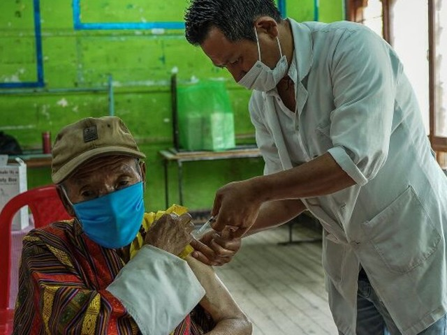 """Impfwunder Bhutan: """"Leuchtturm der Hoffnung"""": Wie eines kleines Königreich im Eiltempo seine Bevölkerung durchimpft"""