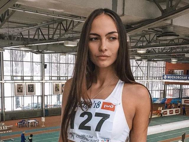 Russische Hürdenläuferin (25) bricht bei Training plötzlich am Straßenrand zusammen