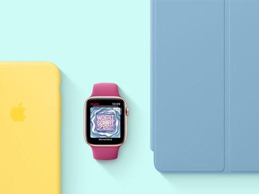 Apples Sommer-Kollektion: Neue iPhone-Hüllen und Armbänder