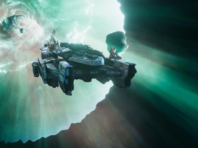 Falling Frontier - Video: Überblick über das Weltraum-Echtzeit-Strategiespiel