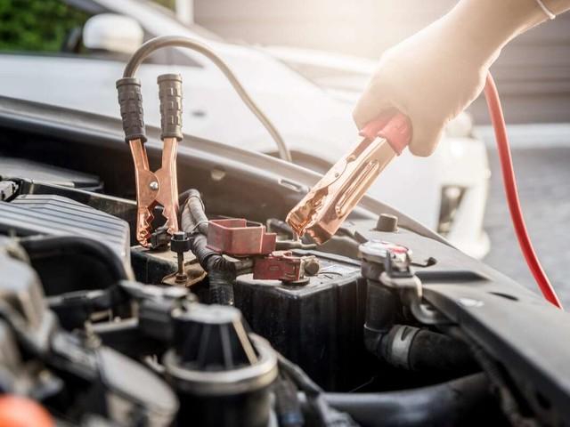Auto: Wie viel km muss man fahren, um die Batterie zu laden?
