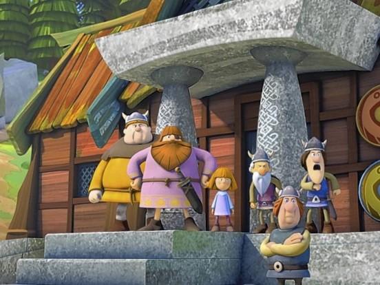 """""""Wickie und die starken Männer"""" im Stream und TV: Wie geht es in Folge 78 der Animationsserie weiter?"""