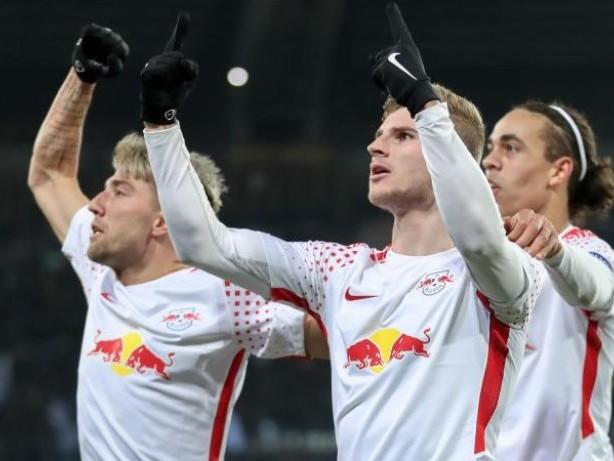 Europa League: RB Leipzig feiert Sieg in Neapel