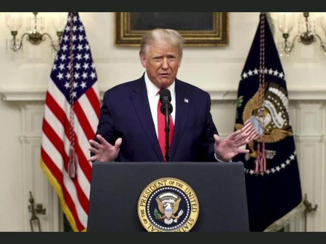 """UN-Generaldebatte: """"Friedensstifter"""" Trump greift China scharf an"""