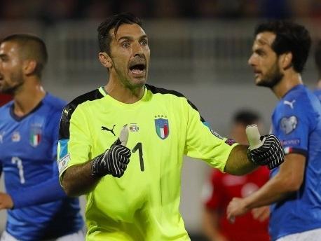 Russland 2018: Schwerer Gegner für Italien in WM-Playoffs