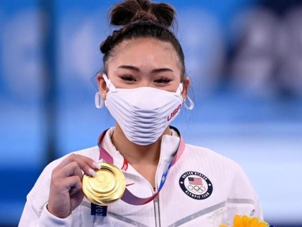 Olympia: Nach Biles-Verzicht: US-Turnerin Lee gewinnt Mehrkampf