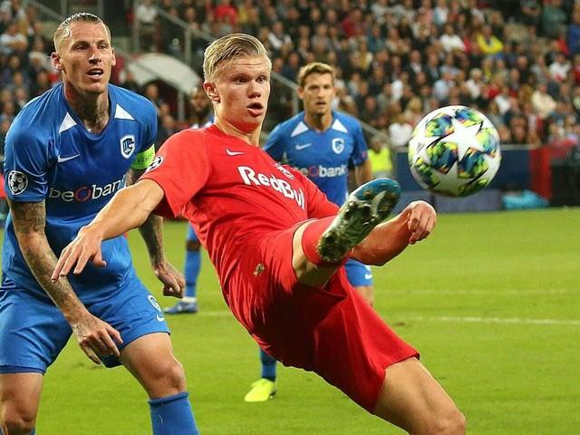 Salzburg-Star Haaland droht Ausfall im Hit beim LASK