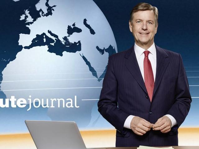 """Nach 18 Jahren """"heute journal"""": Moderator Claus Kleber hört beim ZDF auf"""