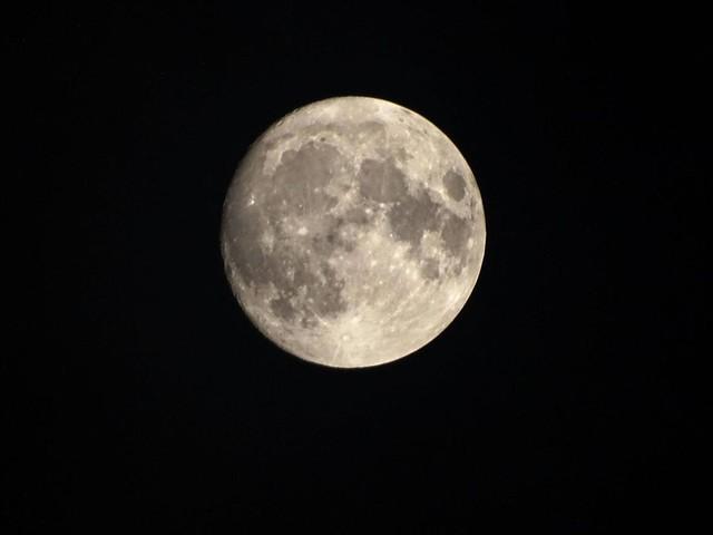 Mond entstand ausmehreren Mini-Monden
