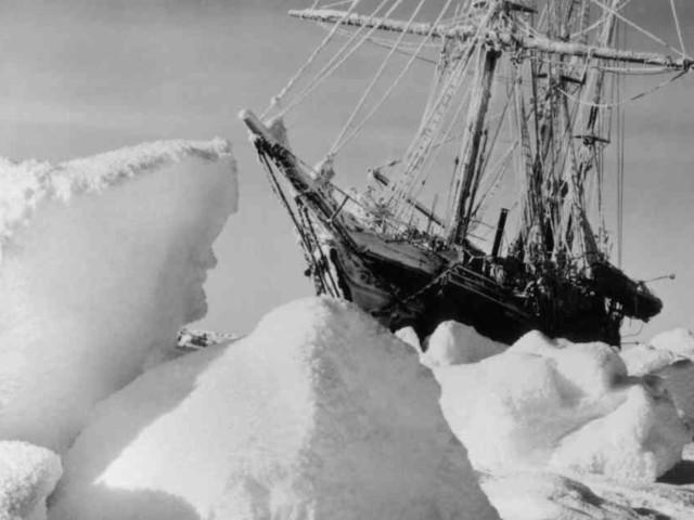Antarktis-Expedition: 635 Tage gefangen im Eis