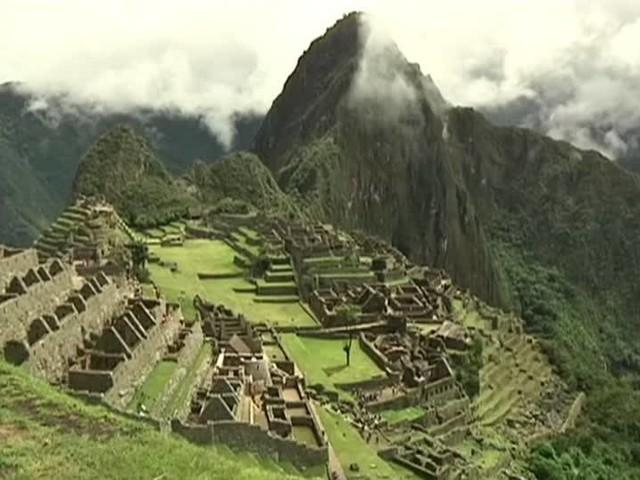 Machu Picchu in Peru: Tourist verrichtet Notdurft in Inka-Tempel – Festnahme