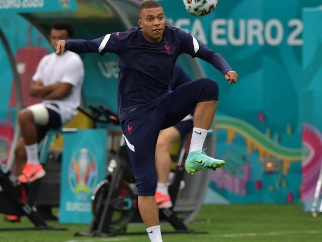 EURO 2020 Achtelfinale live: So steht es bei Frankreich gegen Schweiz