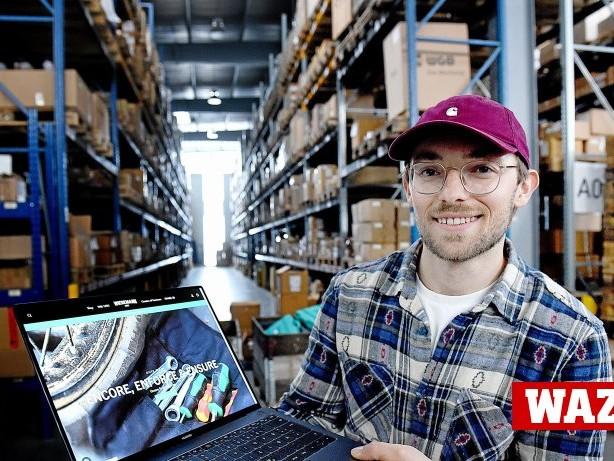 Wirtschaft: Werkzeug aus Drucker: Breckerfelder geht den digitalen Weg