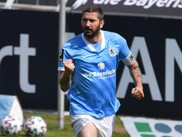 Sport: Mölders mit Doppelpack - TSV 1860 schlägt Verl