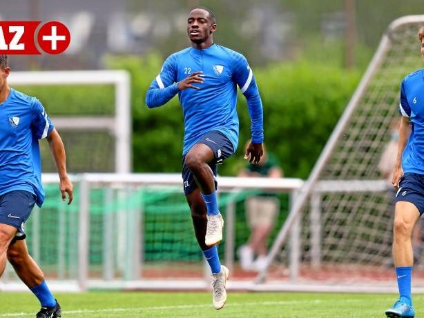 Fußball Bundesliga: Warum Antwi-Adjei beim VfL Bochum das Zeug zum Liebling hat