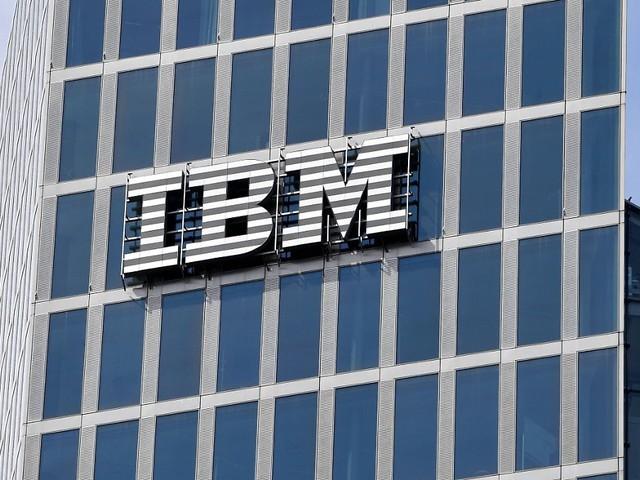 Kerngeschäft schwächelt: IBMs Gewinn bricht ein