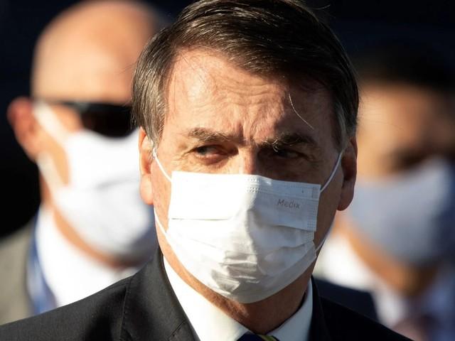 Nach Corona-Diagnose: Bolsonaro erhält Genesungswünsche und Kritik