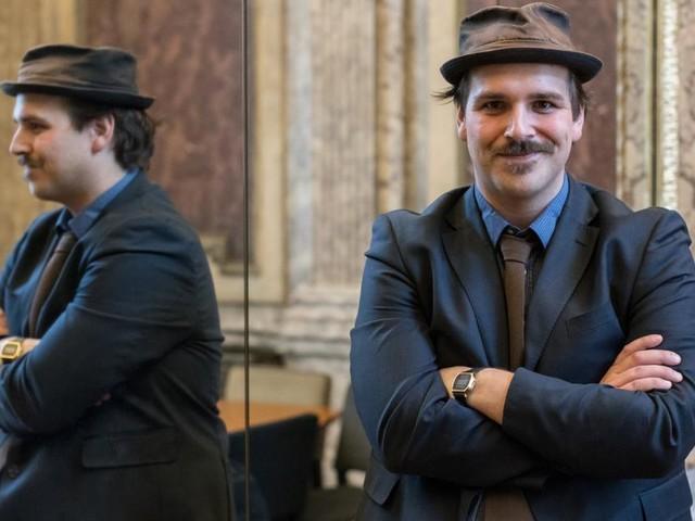 Ferdinand Schmalz: Ob das Rehragout sprechen kann, ist unwichtig