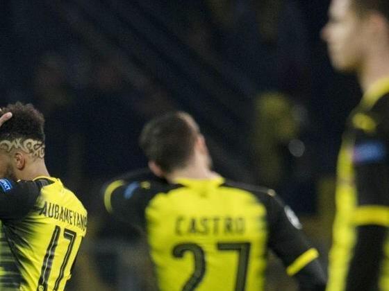 BVB kriselt weiter: Champions-League-K.o. nach 1:2