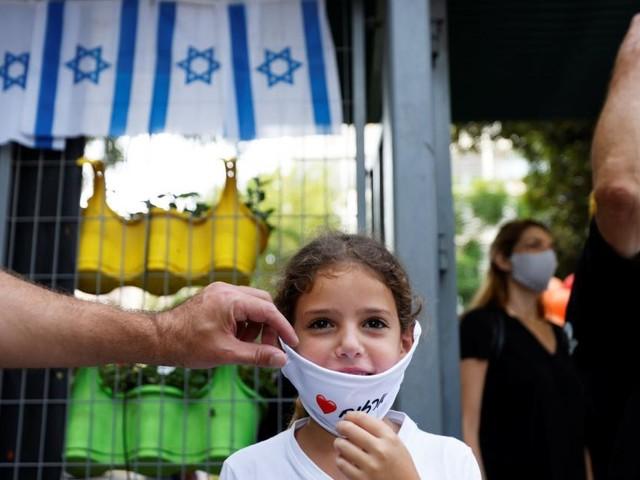 Impfweltmeister Israel wagt den Schulstart mit Frontalunterricht