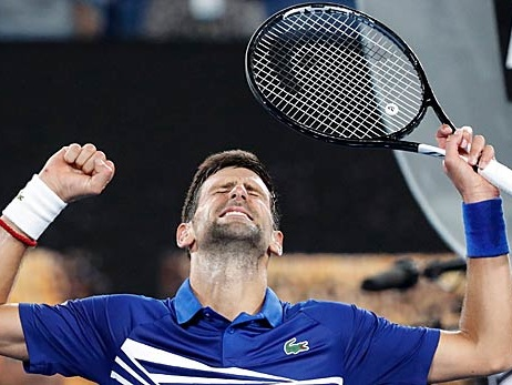 Tennis: AUS Open: Die Viertelfinals mit Djokovic heute live