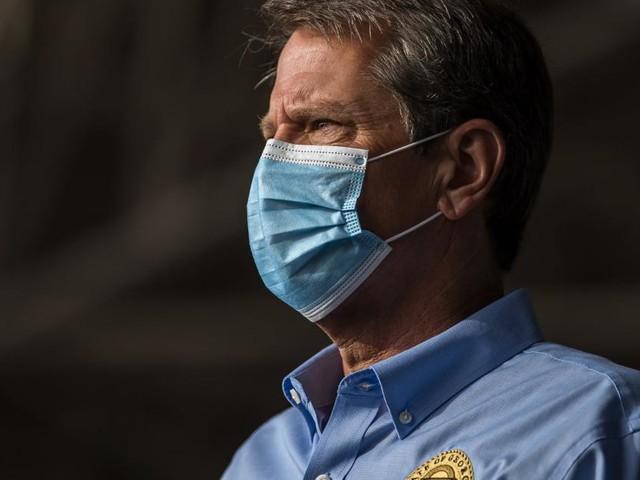 Maskenpflicht in USA: Bürgermeister kämpfen gegen Gouverneure