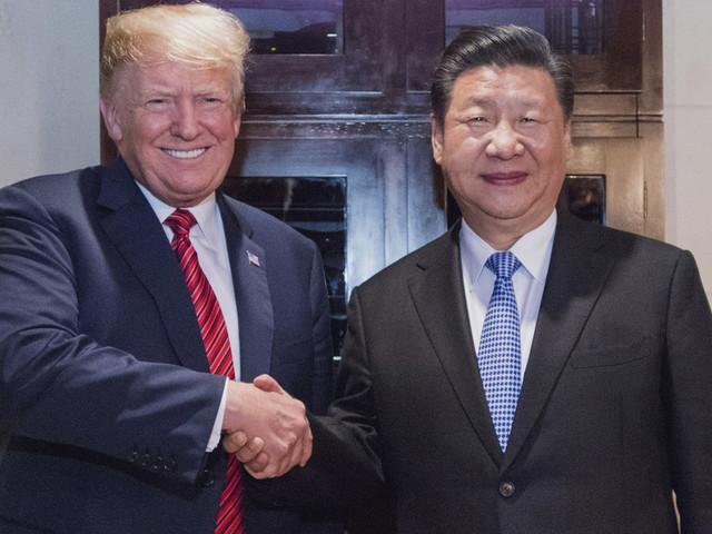 Trumps mysteriöser China-Bluff: Seine Ankündigung lässt die Märkte verrückt spielen