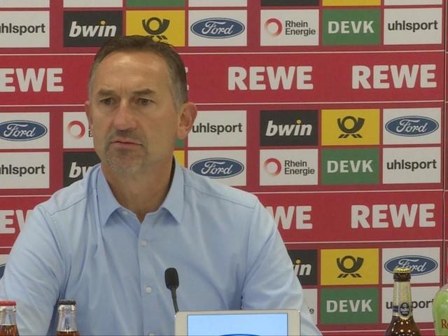 1. FC Köln muss gegen den SC Paderborn liefern