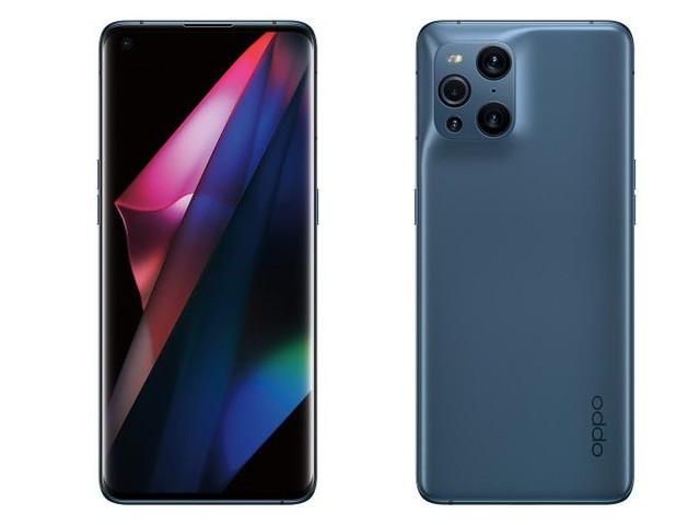 Oppo Find X3 Pro: Konkurrenz für Galaxy S21 Ultra