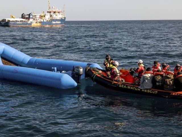 Mehr als hundert Tote bei Bootsunglücken im Mittelmeer
