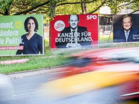 """""""Politbarometer"""": Vorsprung der SPD schmilzt leicht"""