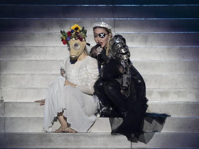 ESC vs. Madonna, Fusion vs. Polizei, Vengaboys vs. Strache: Die pralle Popwoche im Rückblick
