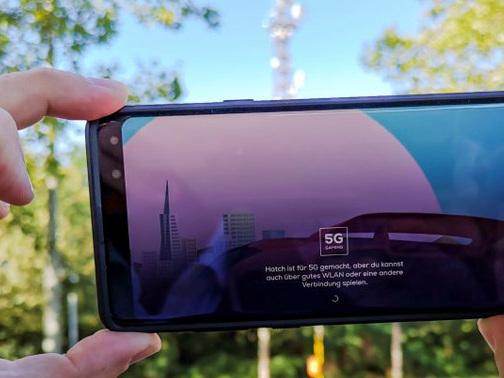 Hatch Cloud Gaming: Vodafone startet 5G-Spiele-Abo