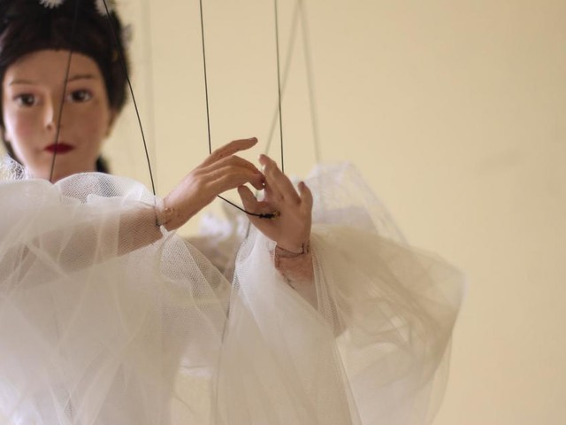 Sisis vorerst letzter Marionettentanz in Schönbrunn