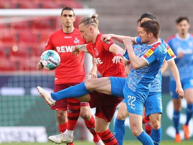 0:1-Heimpleite gegen Kiel: Kölner Bundesliga-Abstieg rückt näher