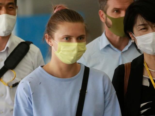 Nachrichten: Olympia: Timanowskaja in Warschau angekommen - Visum bewilligt