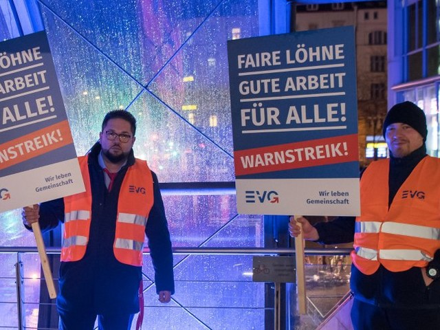 Tarifverhandlungen: Bahn will Gewerkschaften neues Angebot vorlegen