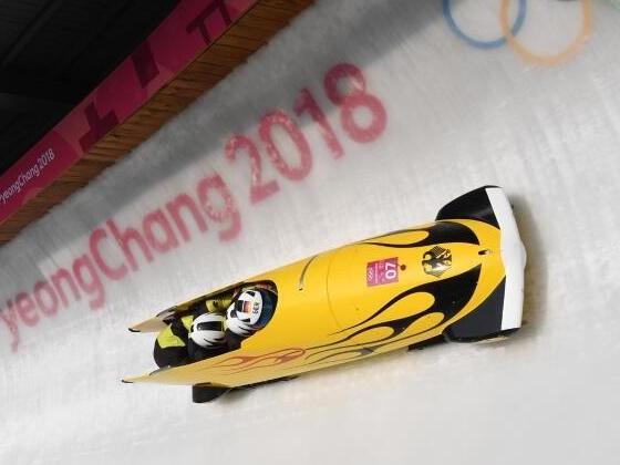 Bob-Pilot Friedrich nun Doppel-Olympiasieger
