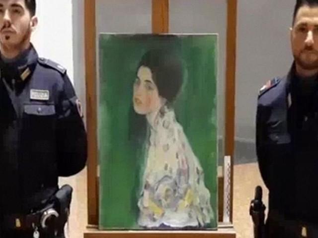 Sensation: In Italien gefundenes Klimt-Gemälde ist echt