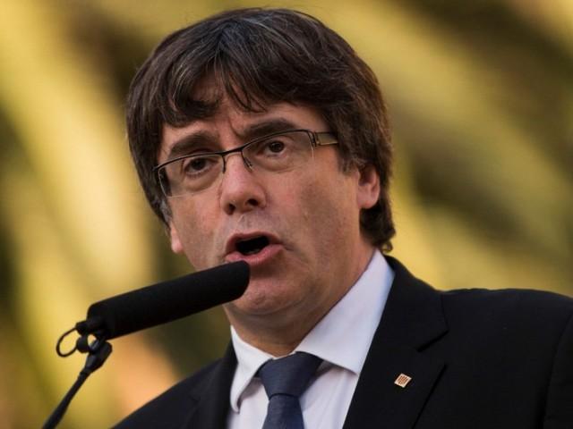 Puigdemont kritisiert Inhaftierung katalanischer Aktivisten