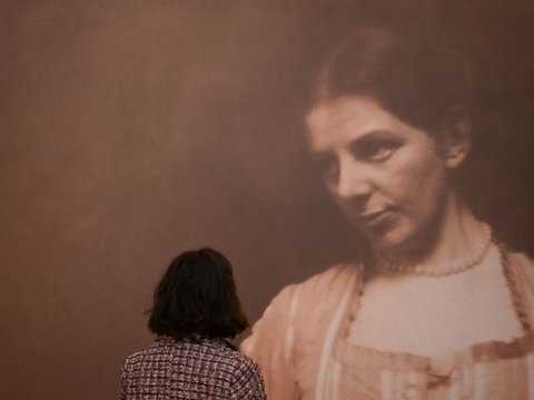 """Expressionistin - """"Ich bin ich"""": Paula Modersohn-Becker in Selbstbildnissen"""