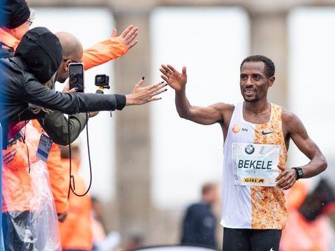 Bekele trotz Rennpause zuversichtlich für Berlin-Marathon